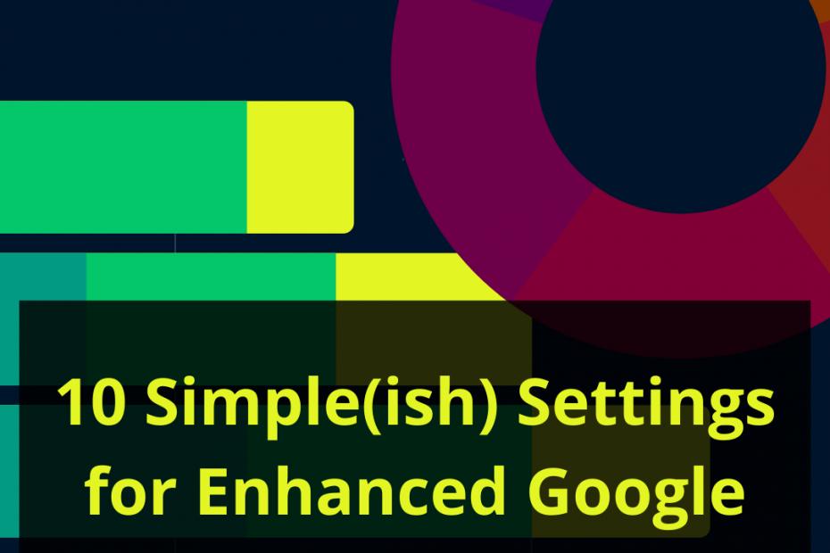 Google Analytics Settings Resource
